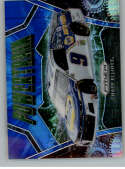 2020 Panini Prizm Blue and Carolina Blue Hyper Prizm Racing #85 Chase Elliott NAPA Auto Parts