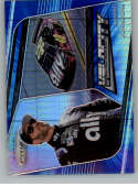 2020 Panini Prizm Blue and Carolina Blue Hyper Prizm Racing #79 Jimmie Johnson Ally Financial