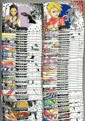 2020 Upper Deck Marvel Anime Complete Set of 90 Cards.  Hand Collated NM or Better Set containing cards #1-90