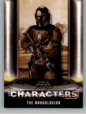 2020 Topps Star Wars The Mandalorian Season 1 Characters #C-1 The Mandalorian