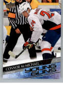 2020-21 Upper Deck Hockey #234 Connor McMichael RC YG Washington Capitals Young Guns