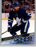 2020-21 Upper Deck Hockey #248 Timothy Liljegren RC YG Toronto Maple Leafs Young Guns