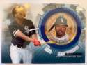 2020 Topps Update Baseball Coin Cards Relics Baseball #TBC-EJ Eloy Jimenez Relic Chicago White Sox