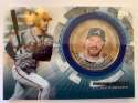 2020 Topps Update Baseball Coin Cards Relics Baseball #TBC-FF Freddie Freeman Relic Atlanta Braves