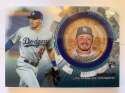 2020 Topps Update Baseball Coin Cards Relics Baseball #TBC-GL Gavin Lux Relic Los Angeles Dodgers