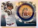 2020 Topps Update Baseball Coin Cards Relics Baseball #TBC-GT Gleyber Torres Relic New York Yankees