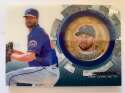 2020 Topps Update Baseball Coin Cards Relics Baseball #TBC-JD Jacob deGrom Relic New York Mets