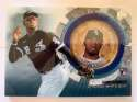2020 Topps Update Baseball Coin Cards Relics Baseball #TBC-LR Luis Robert Relic Chicago White Sox