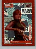 2020 Upper Deck Marvel Annual Hologram #56 Jean Grey SER/20