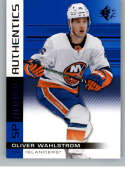 2019-20 SP Blue #121 Oliver Wahlstrom New York Islanders