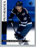 2019-20 SP Blue #126 David Gustafsson Winnipeg Jets