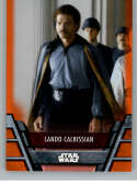 2020 Topps Star Wars Holocron Series Orange #Reb-11 Lando Calrissian SER/99